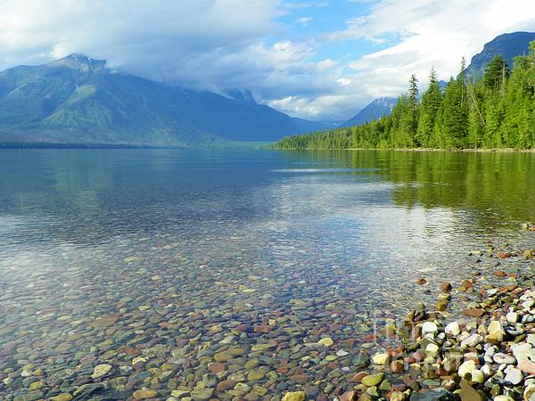 Photography Moments - Sandi - Lake McDonald - Glacier National Park
