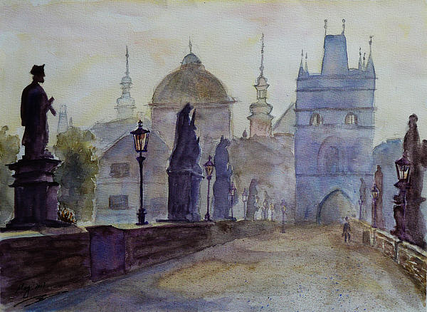 Xueling Zou - Charles Bridge Prague