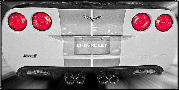 Gallery Three - Corvette Rear View