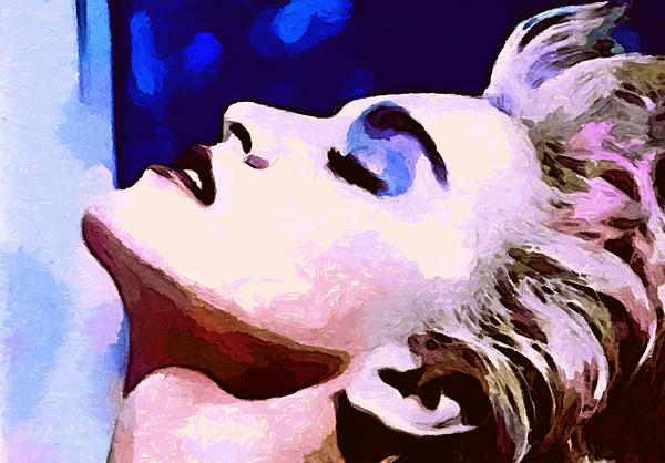 Dolly Mohr - Icon Series - Madonna - True Blue