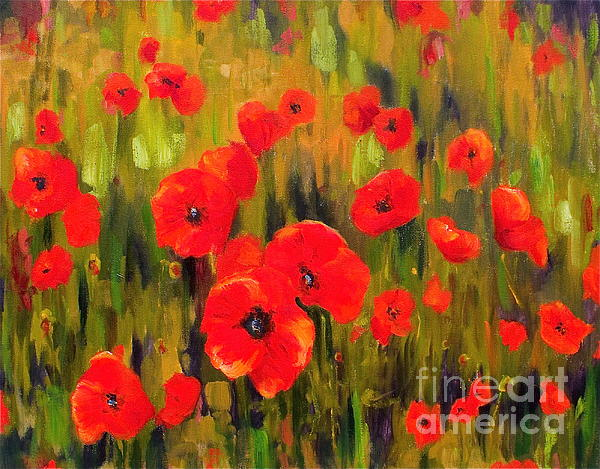 Diane Daigle - Simply Poppies