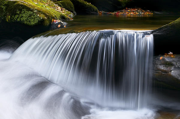 Rich Franco - Water Falling Great Smoky Mountains