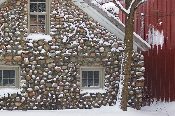 Randy Pollard - Winter Stone Pattern