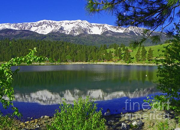 Photography Moments - Sandi - Wallowa Lake