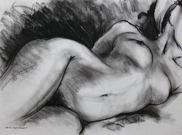 David Alfonsetti - Life Drawing
