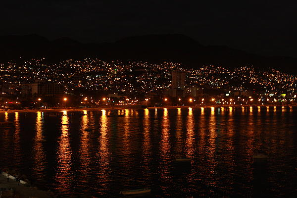 Megan Astor - Acapulco By Night
