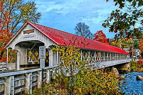 DJ Florek - Ashuelot Covered Bridge