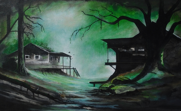 Robert Ballance - Bayou Backyard