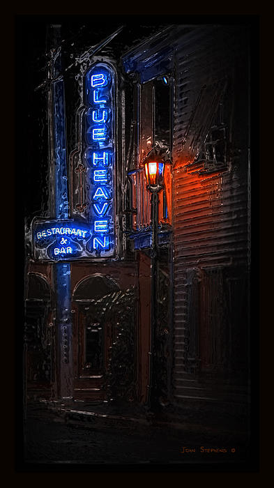 John Stephens - Blue Heaven Rendezvous - Key West Bar - Florida