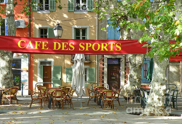 Lainie Wrightson - Cafe Des Sports