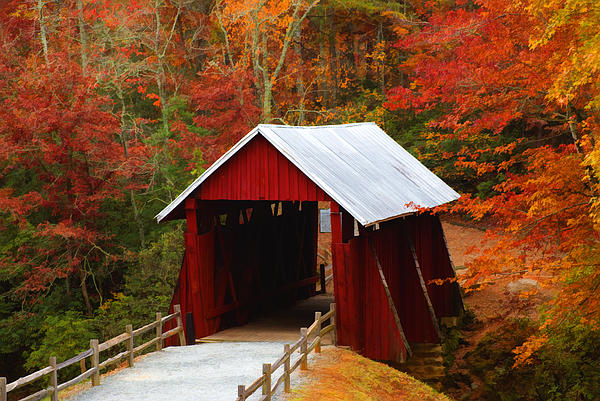 Steven Faucette - Campbells Covered Bridge
