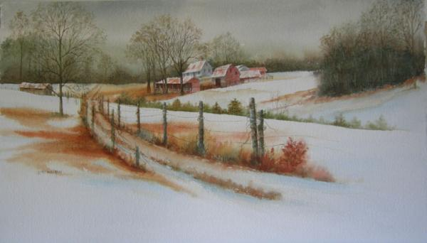 Pat Aube Gray - Cane Hollow Farm