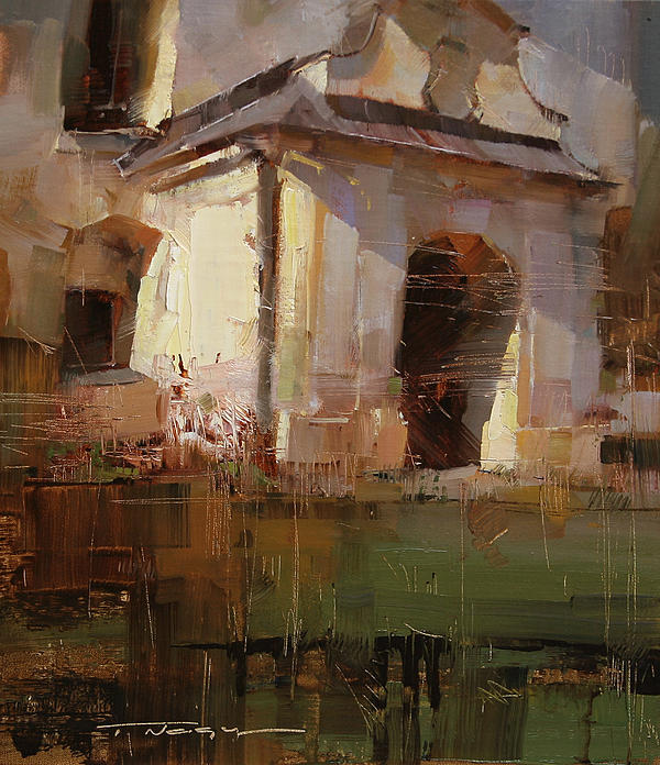 Tibor Nagy - Chapel in the Noon