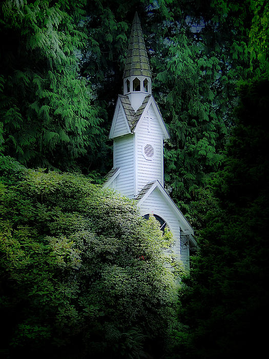 Blair Wainman - Chapel in the Woods