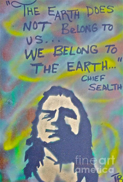 Tony B Conscious - Chief Sealth