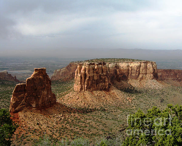 Patricia Januszkiewicz - Colorado National Monument