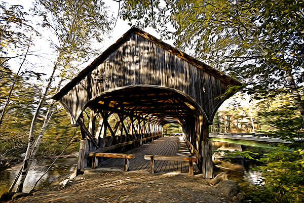 Bill Howard - Covered Bridge