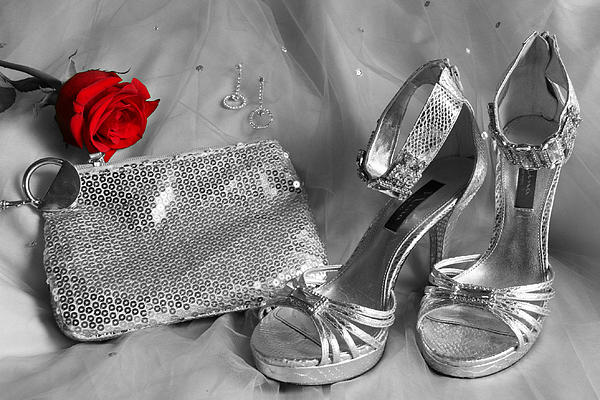 Mark J Seefeldt - Elegant Night Out in Selective Color
