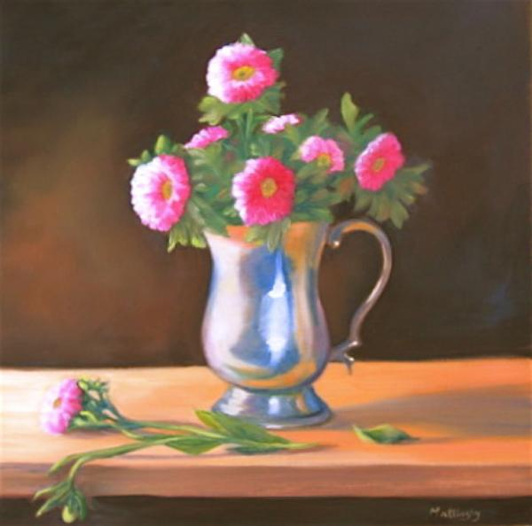 Greta Mattingly - Farmers Market Flowers