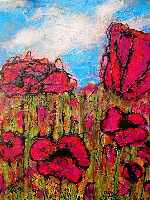 Laura  Grisham - Floral Fields