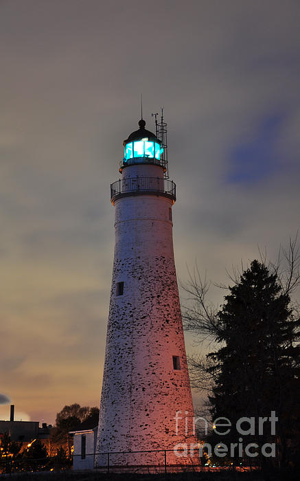 Ginger Harris - Fort Gratiot Lighthouse Sunrise