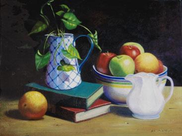 Pat Aube Gray - Fruit Books Cuttings