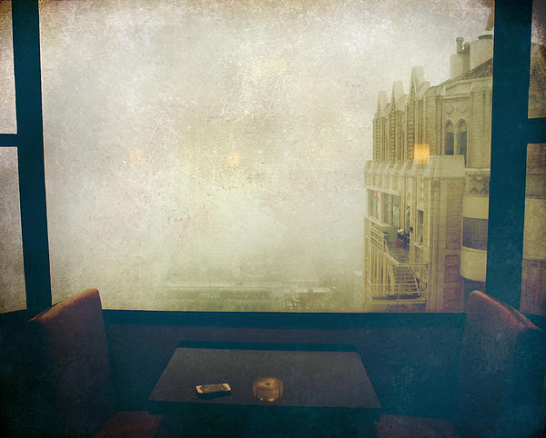 Laurie Search - I Just Sat There Staring Out At The Fog