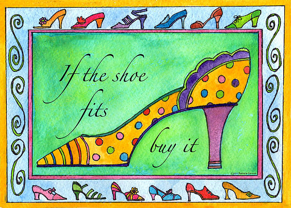 Pamela  Corwin - If the Shoe Fits Buy it