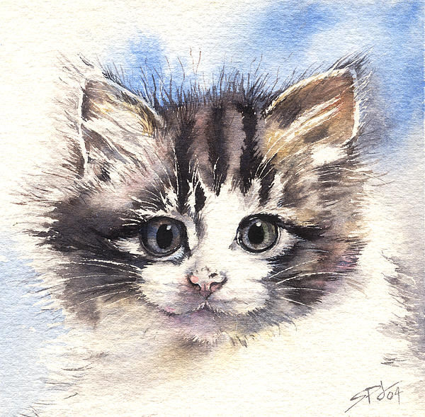Sandra Phryce-Jones - Kitten Lily