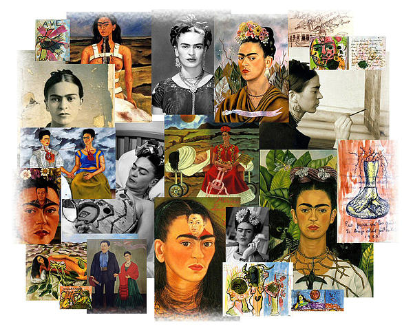 Madalena Lobao-Tello - Obsessed with Frida