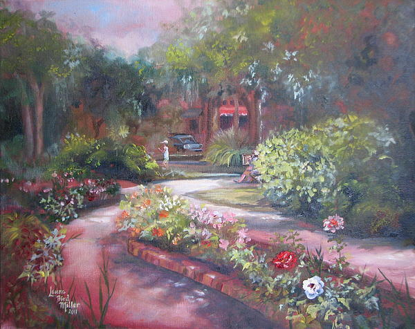 Laura Bird Miller - Park Ave Rose Garden