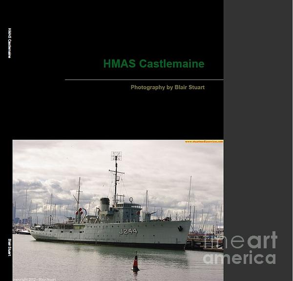 Blair Stuart - Photobook on HMAS Castlemaine