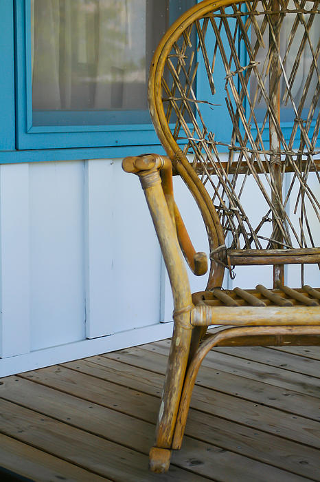 Theresa Johnson - Porch Chair