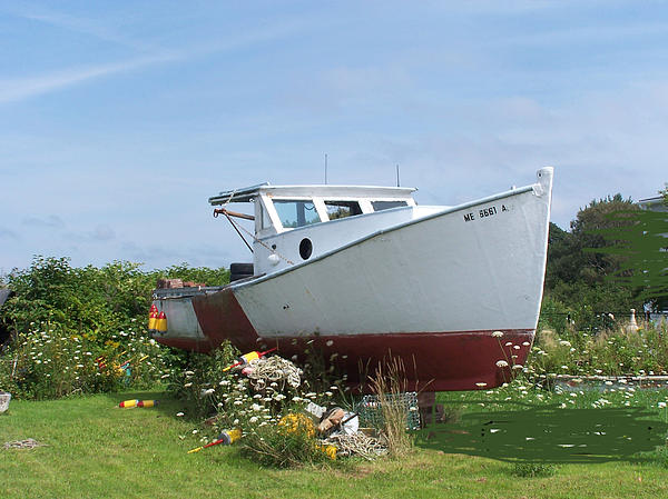 Gordon H Rohrbaugh Jr - Retired Lobster Boat