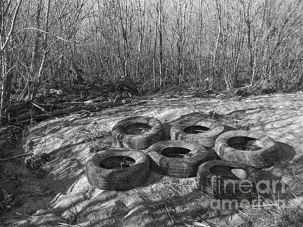Janeen Wassink Searles - Six Tires