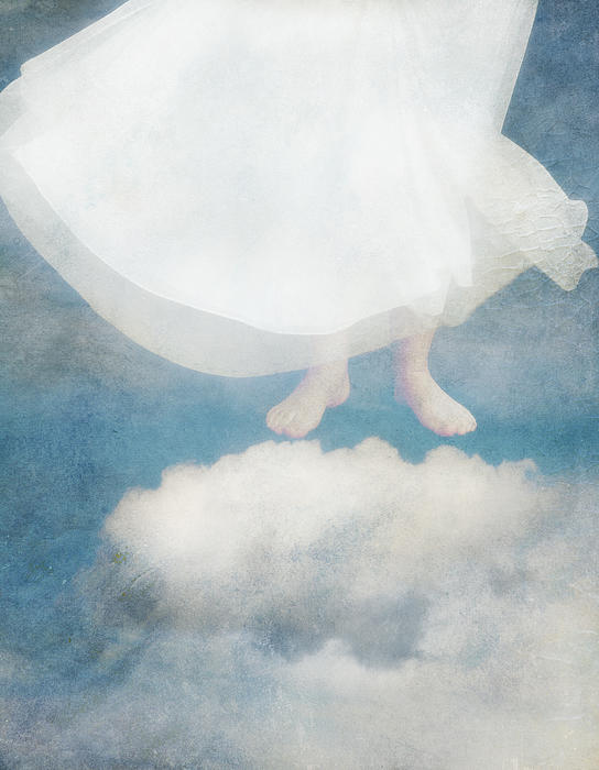 Marlene Ford - Standing on a cloud