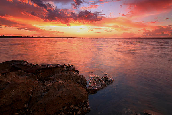 Paul Svensen - Swan Bay Sunset 2