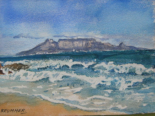Heidi Brummer - Table mountain