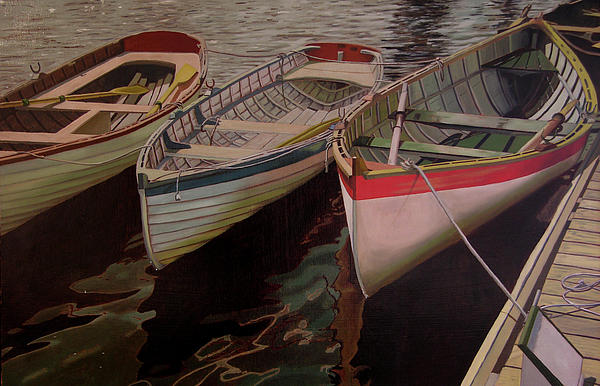 Thu Nguyen - Three Boats