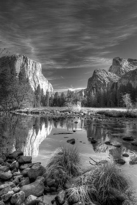 Ron Schwager - Yosemite Reflection
