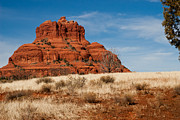 Bell Rock Fine Art Print by Randy Bayne
