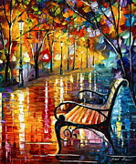 Leonid Afremov - Memories... small version