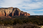 Sedona View Fine Art Print by Randy Bayne