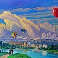 Art West - Ballooning on the Rio...