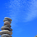 Todd Breitling - Cairn and Clouds