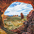 Aaron Spong - Double Arch