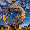 Jerry Fornarotto - Fairgrounds Unisphere