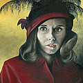 Mary Ellen Anderson - Lady In Red