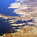 Eva Kato - Lake Mead from Above