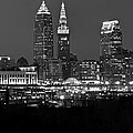 Frozen in Time Fine Art Photography - Panoramic Cleveland